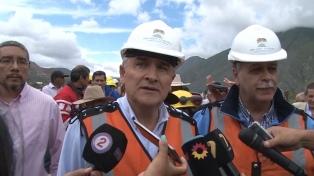 Se iniciaron las tareas de recuperación de la línea ferroviaria a La Quiaca