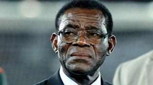 La Justicia ordena disolver el principal partido opositor al presidente Teodoro Obiang
