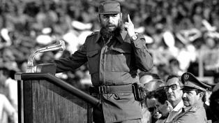 El gobierno cubano rindió homenajes a Fidel Castro, a dos años de su muerte
