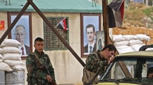 """Nuevos ataques empañan el primer día de """"tregua"""" en el enclave rebelde de Ghouta"""
