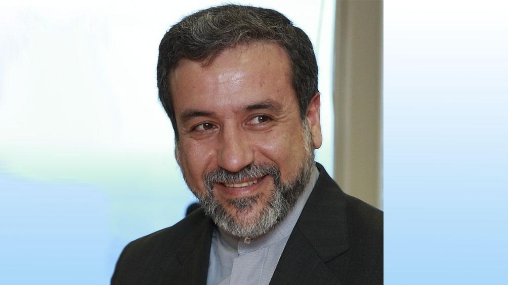 Vicecanciller iraní, Abas Araqchi
