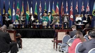 La Caricom clausuró su encuentro con énfasis en la integración y la cooperación