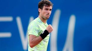 Guido Pella le ganó al turco Ilkel en su debut en el torneo de Doha