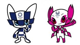 Los organizadores de Tokio 2020 presentaron a las mascotas de los Juegos