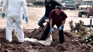 Hallan enterrados los cuerpos de un brasileño y su nieto