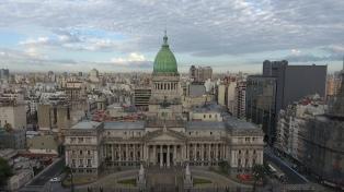 La Asamblea Legislativa, vista desde el dron