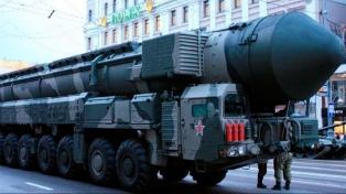 """Putín mostró armas que hacen """"inútil"""" al escudo antimisiles de EEUU"""