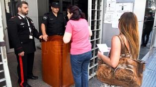 """El PD denuncia """"irregularidades graves"""" en la votación desde Argentina"""