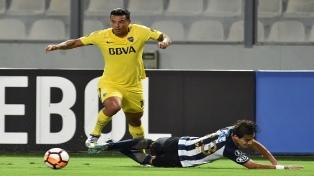 Boca y Alianza Lima debutaron con un empate entretenido