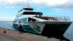 Hallan explosivos en un ferry de una empresa que sufrió un estallido en otra nave