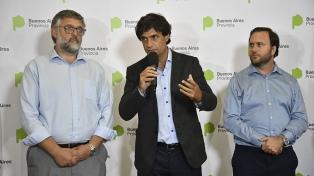 """El gobierno bonaerense criticó el paro docente: """"No le sirve a nadie"""""""