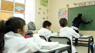 Sindicatos docentes condicionan el inicio del ciclo lectivo con solución a reclamos salariales