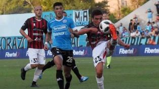 Belgrano y Patronato empataron en un partido entretenido