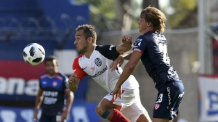 San Lorenzo, sin efectividad, empató frente a Unión