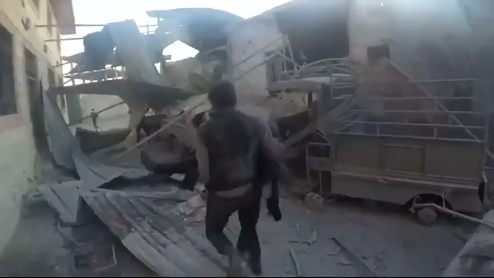 Nuevos choques en ciudad fronteriza clave siria