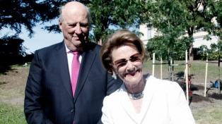 El Presidente Macri recibirá el martes a los reyes de Noruega, Harald V y Sonja
