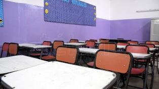 """Paro docente: para los gremios fue """"contundente"""", pero el Gobierno habló de un 40%"""
