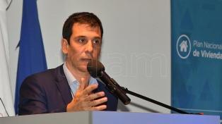El secretario de Vivienda planteó relanzar el Procrear para aumentar el stock de créditos