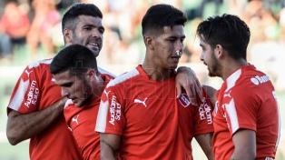 Independiente demolió a San Martín en San Juan