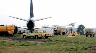 Un grupo comando robó cinco  millones de dólares de un aeropuerto