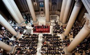 """Lorenzetti pidió """"autocrítica"""" al Poder Judicial y atender """"las demandas del pueblo"""""""