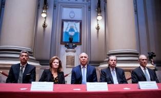 Fijan nuevo plazo para que Mendoza, La Pampa y Nación acuerden por el río Atuel