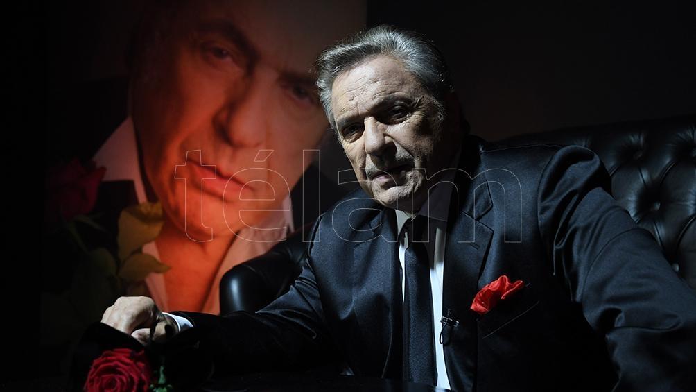Marco Antonio Caponi respondió a las críticas por su interpretación de Sandro