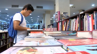 Se venderán hasta el domingo libros con hasta el 25% de descuento en todo el país
