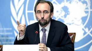 El alto comisionado de Derechos Humanos pide investigar a Venezuela