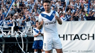Mauro Zárate no se recuperó y será baja para recibir a Banfield