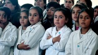 La provincia puso en marcha el programa Escuelas Faro
