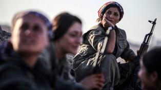 Las mujeres, motor de la liberación kurda contra los estados de Medio Oriente