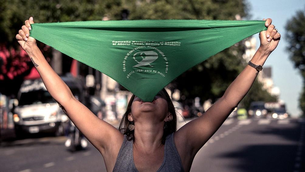 Contra la violencia económica y la discriminación, y la férrea exigencia de la despenalización del aborto, su gratuidad, legalidad y seguridad por parte del Estado
