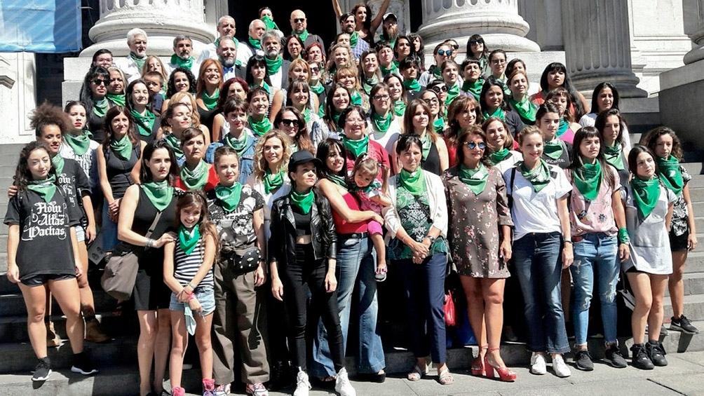 La legislación sobre el aborto ya fue presentada por séptima vez en el Congreso, con el apoyo de 71 diputados.
