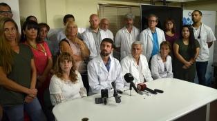 """Realizan el primer """"bypass"""" en un hospital público de la Patagonia, en Neuquén"""