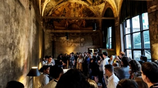 Con presencia argentina, inició la primera hackatón del Vaticano