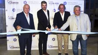 Peña inauguró una central de generación, la 26° desde que se declaró la emergencia eléctrica