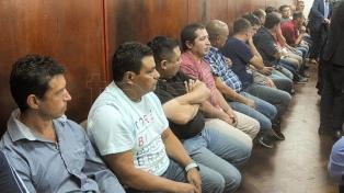 """Condenaron a dos penitenciarios por el """"homicidio"""" de los presos de Magdalena"""