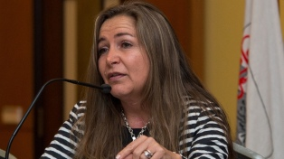 La causa en que se procesó a la diputada Ayala iría a juicio en marzo o abril