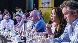 El PRO se reunió con la mira en la reelección de Macri