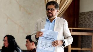 Estupor por supuestos delitos de narcotráfico del número dos de la FARC