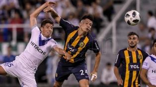 Vélez empató con Central en un partido entretenido