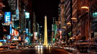 Inician las obras para transformar la avenida Corrientes en una peatonal nocturna