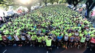 Miles de personas participaron de la carrera de Unicef por la educación secundaria