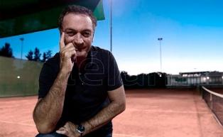 """""""La gran grieta del tenis argentino ya no existe"""", afirmó José Luis Clerc"""