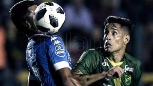 Belgrano le empató a Defensa sobre la hora