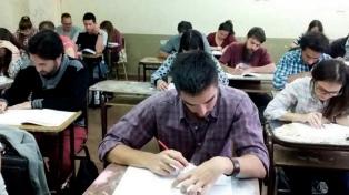Aumentó un 40% la cantidad de los adultos que quieren terminar el secundario
