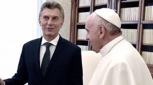 """En una carta a Macri, el Papa pidió por una sociedad """"justa, fraterna y solidaria"""""""