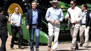 """Macri: """"Las retenciones son un mal impuesto que tiene que desaparecer"""""""