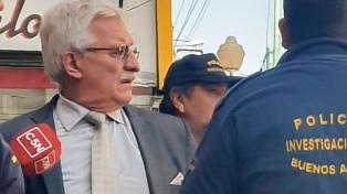 Detuvieron al abogado penalista Carrazzone por el femicidio de su mujer